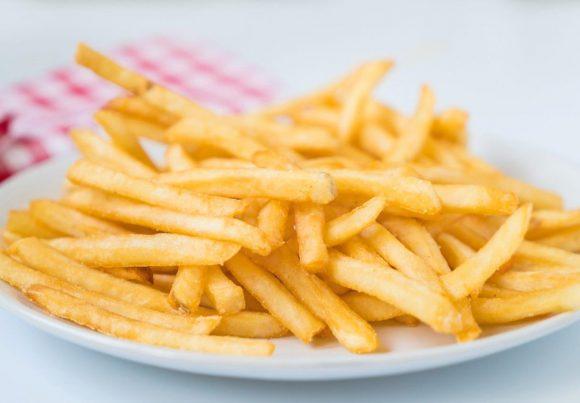 Gowrie Road Hotel Restaurant Menu - Chips
