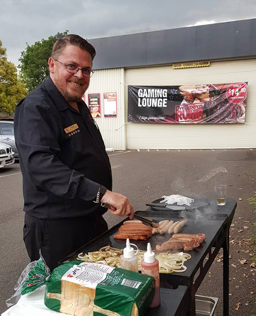 Gowrie Road Hotel - Sausage Sizzle Gallery