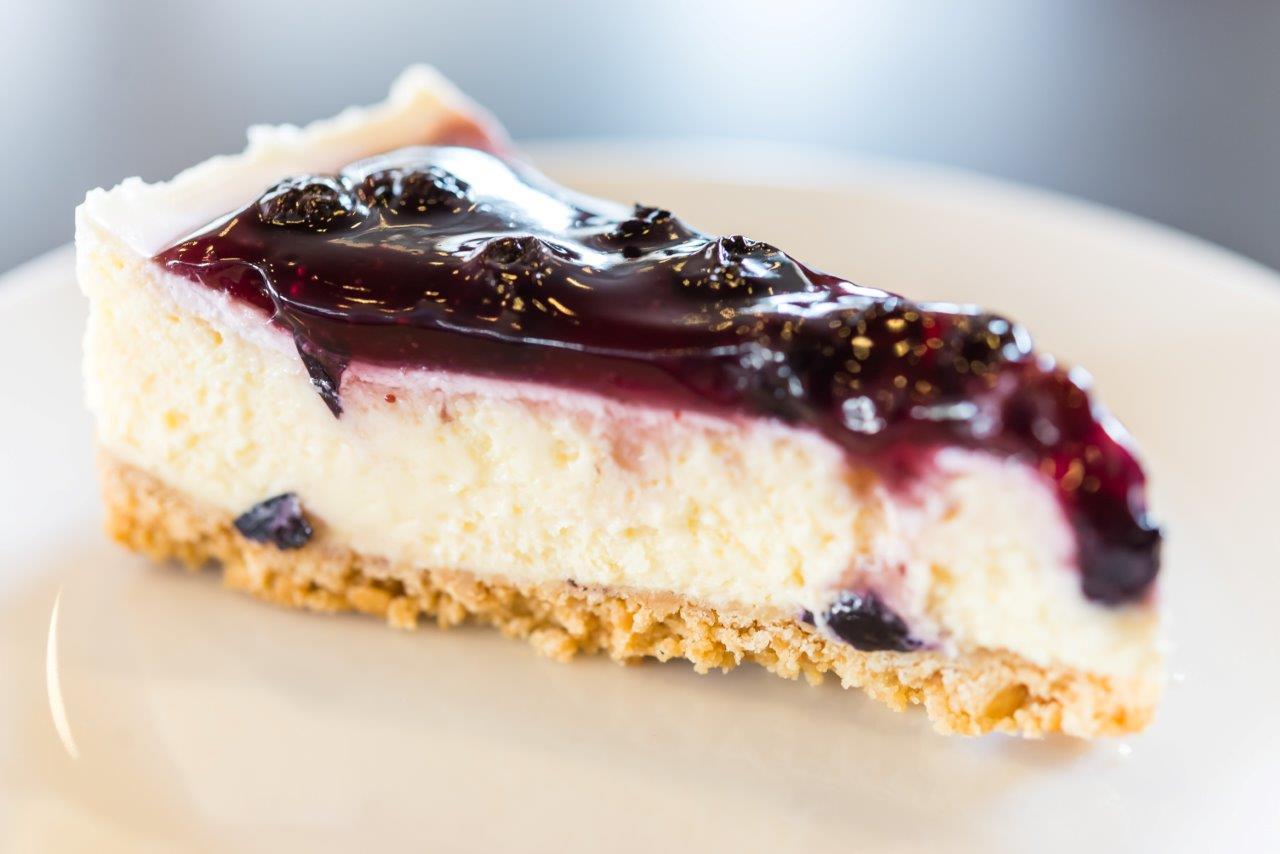 Gowrie Road Hotel Restaurant Menu - Cheesecake