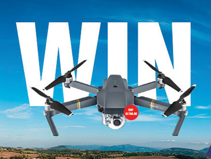 February – Drone Competition
