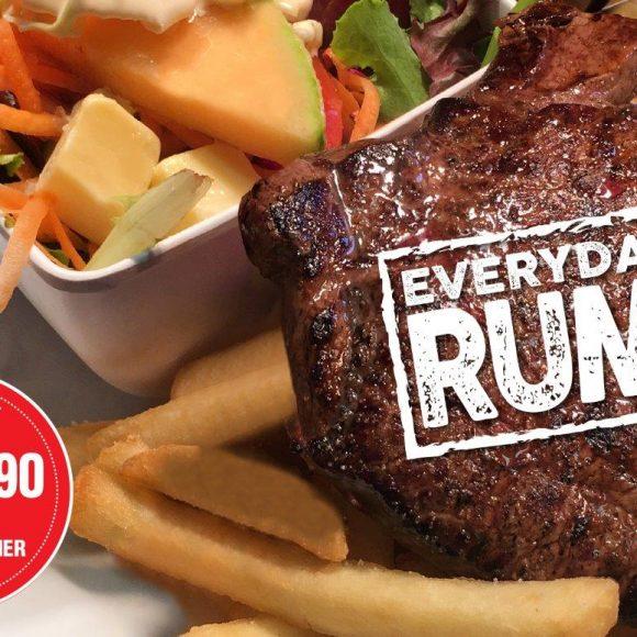 Everyday Rump Special