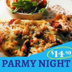 Parmy Nights