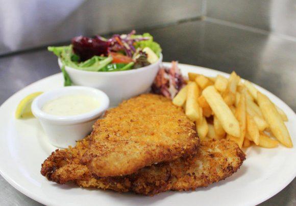 Gowrie Road Hotel Restaurant Menu - Fish