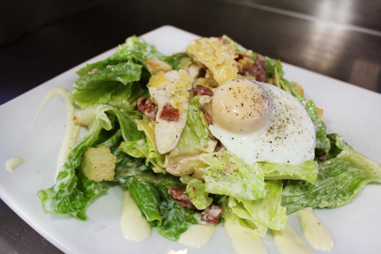 Gowrie Road Hotel Restaurant Menu - Salad