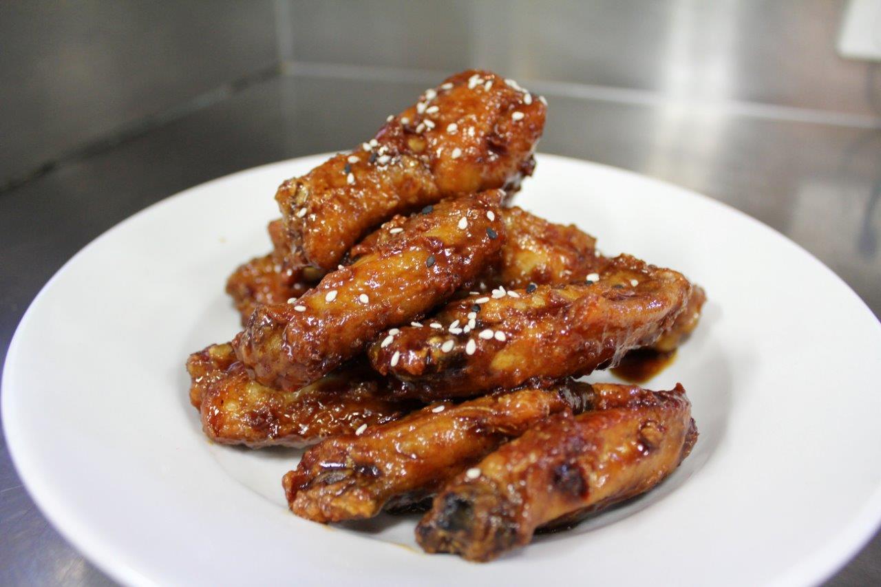 Gowrie Road Hotel Restaurant Menu - Chicken Wings