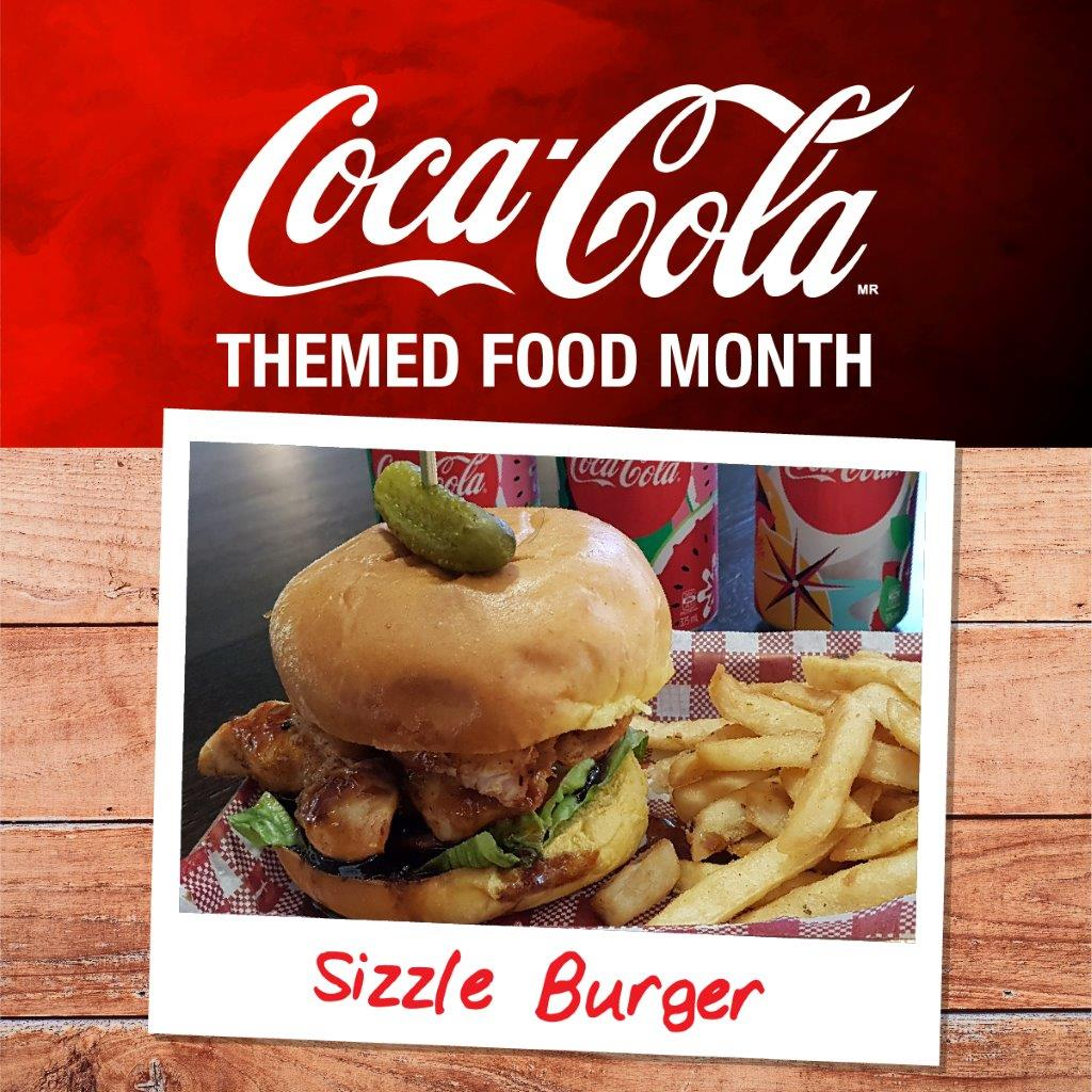 Coca-Cola Themed Food Month - March