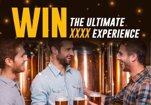 WIN the Ultimate XXXX Experience