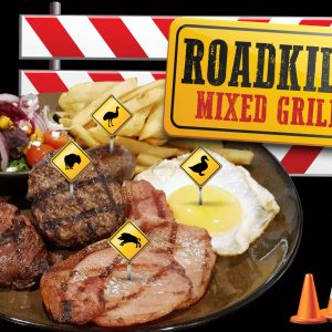 Roadkill Mixed Grill